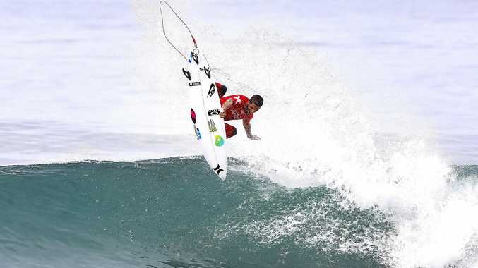 Brazil's Filipe Toledo is emerging as a World Title favourite after devastating wins at JBay and Trestles.