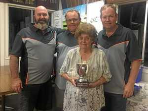 Mundubbera Golf Club makes history in golf
