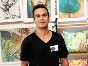 Pop-up shop creates stimulating art environment in Yeppoon's heart