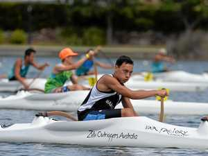 Top junior paddlers glide to victory at title
