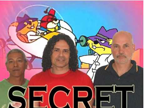 Catch Secret Squirrel at the Hoey Moey.