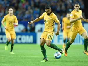 Syria a threat, but Socceroos too strong, says Luongo