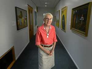 Gracious Rocky art icon honoured with the nation's best
