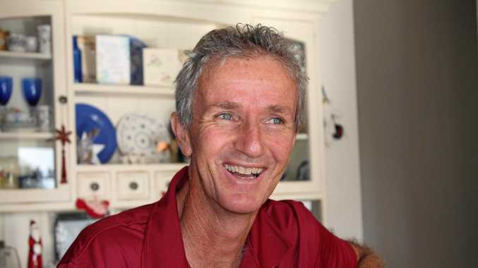 SUNSHINE Coast builder Adrian Chesterton died quickly after been struck down by a rare disease that only affects one in one million of the population.