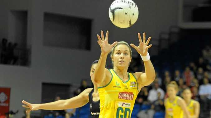 Julie Corletto has been called in to help the Diamonds' defence toughen up