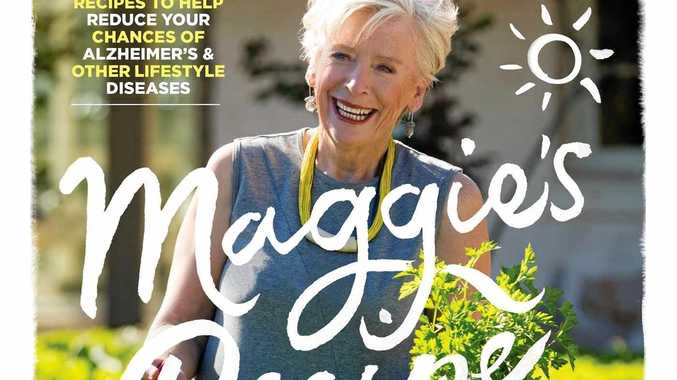 BOOK REVIEW: The proceeds from Maggie's Recipe for Life will be shared between the Maggie Beer Foundation and the Lions Alzheimer's Research Foundation.