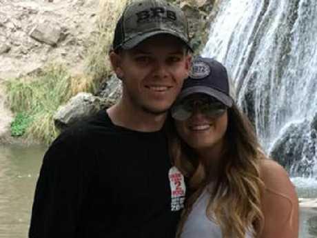 Las Vegas shooting, victim Quintin Robbins.