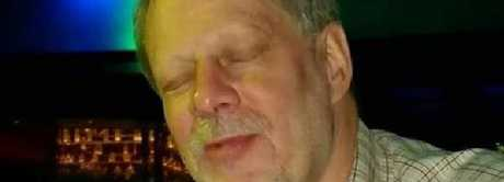 Las Vegas shooter Stephen Paddock.Source:Supplied