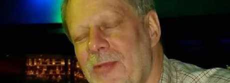 Las Vegas shooter Stephen Paddock.Source:Supplied