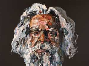 Ahn Do the choice of the people in Archibald Prize