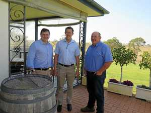 Federal Minister visits South Burnett farms