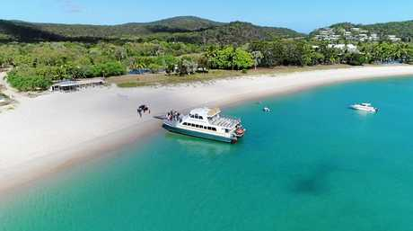 Great Keppel Island revitalisation has not progressed in almost 10 years