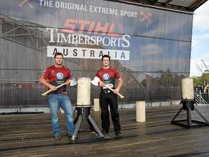 Argent brothers to take on Australia's finest
