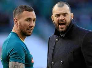 Alan Jones puts faith in Quade Cooper to lead Baabaas against Wallabies
