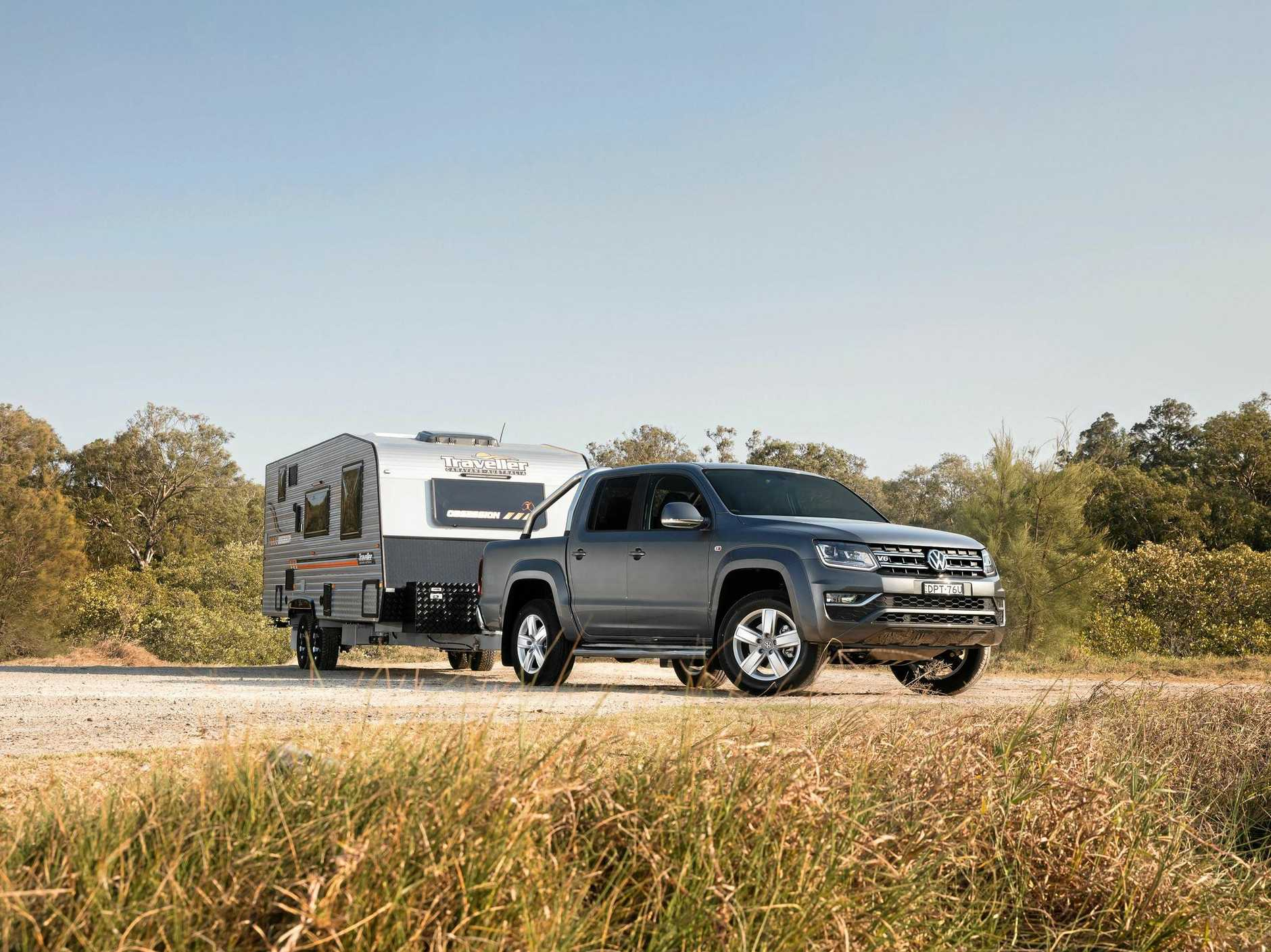 VW Amarok muscles up with 3 5 tonne towing | Sunshine Coast