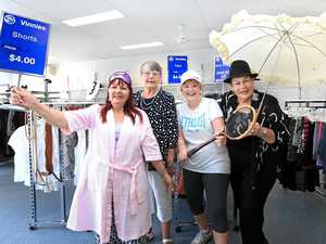 St Vinnies shop re-opens in Tweed Heads