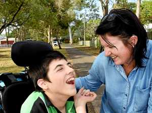 WATCH: How you can help Cameron live like other teens