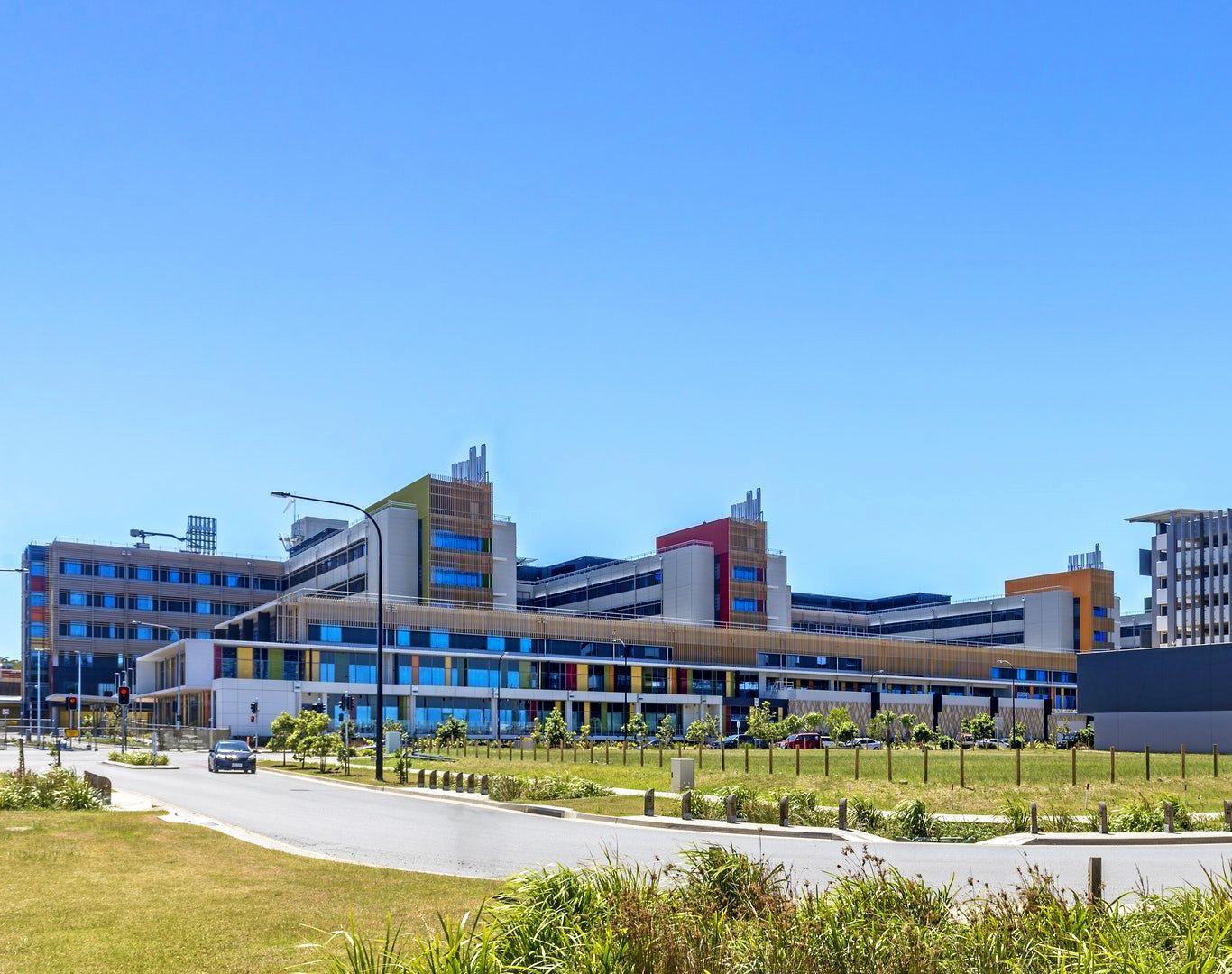 Sunshine Coast Public University Hospital.