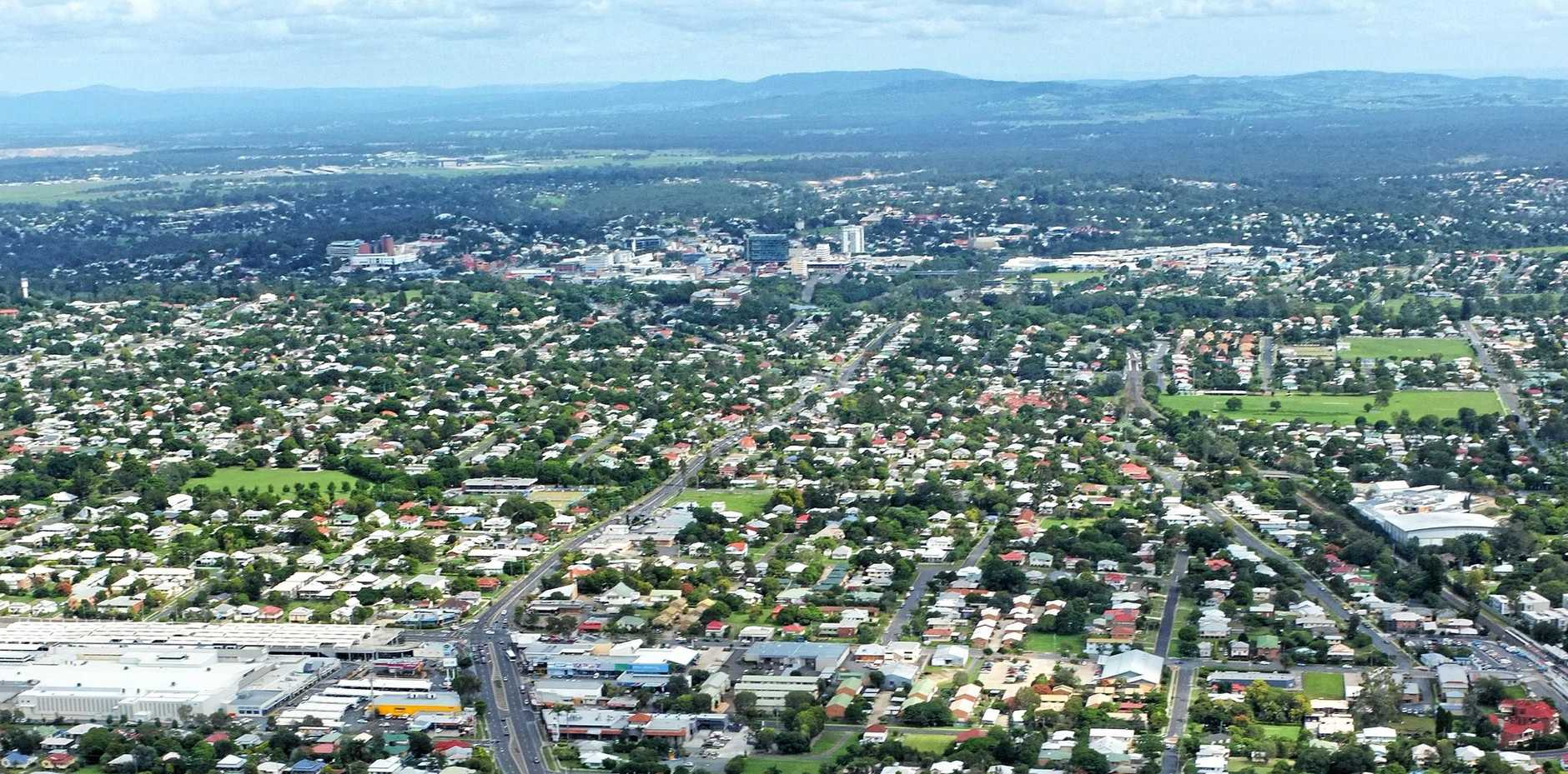 Agents say there is huge investment potential in the Ipswich property market.