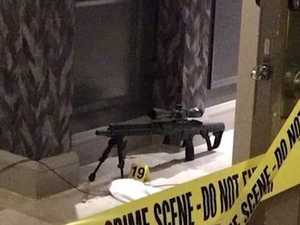 Las Vegas massacre police response