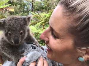 Adorable video: Animals show their love for zookeepers