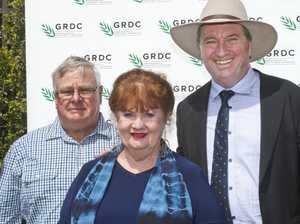 MILLIONS of dollars is being poured into a Darling Downs property