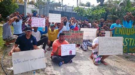Refugees on Manus Island have been campaigning for more than 65 days in an attempt to bring global attention to their plight.