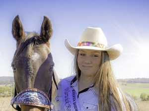 Warwick rodeo contestant back in the saddle
