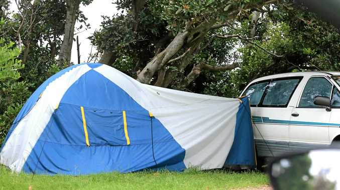 Illegal campers are taking up the resources of Byron Shire's rangers.