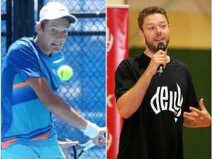 The new Delly hits court in Toowoomba this week