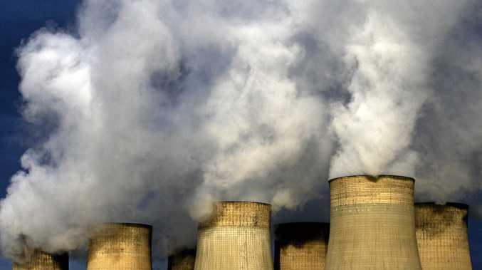 Ratcliffe-on-Soar power station, in Nottingham, England. (David Davies/PA via AP, File)