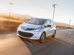 New electric Holden Bolt that drives like a 'dodgem car'