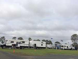 1000 RV owners begin arriving in Bundy