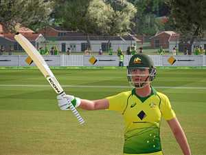 Mooney to feature in newest cricket video game