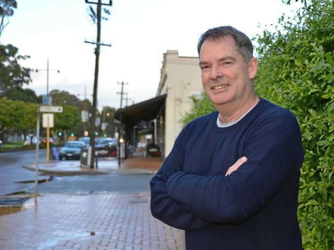 THE BIG PICTURE: Western Australian Road Transport Association executive officer Cam Dumesny.