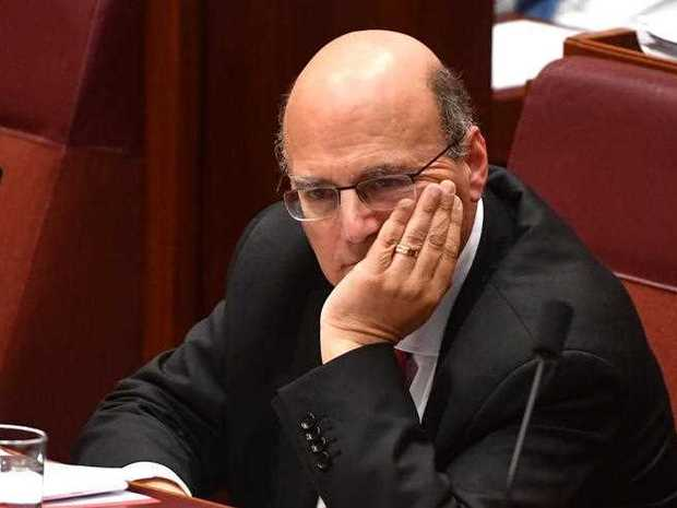 Sinodinos to return to parliament after cancer treatment, PM says