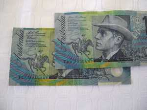 Counterfeit notes doing the rounds on the Fraser Coast