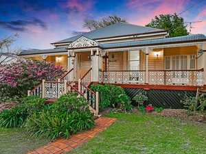 Historic home sets auction record in North Toowoomba