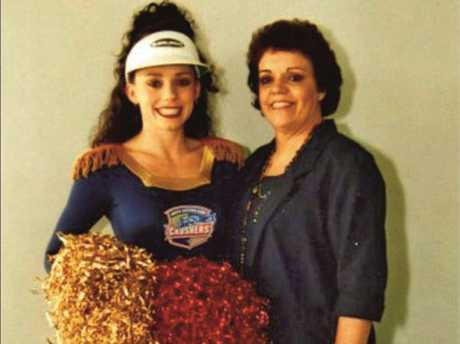 Lyndal's passion for cheerleading has kept her going through many struggles.