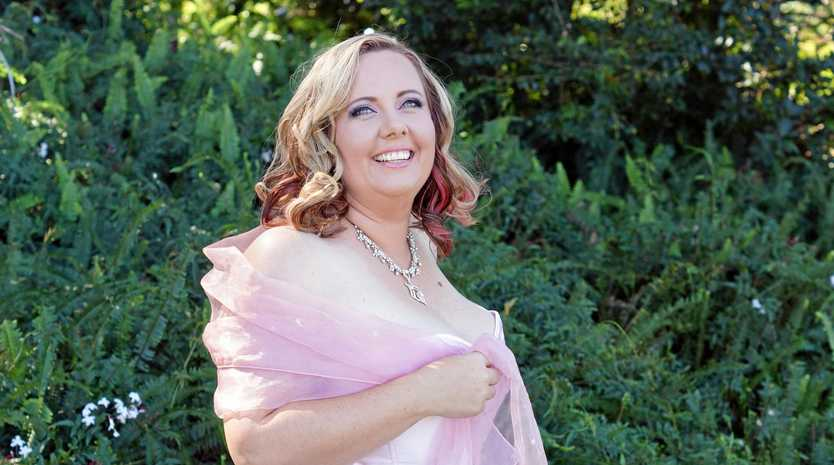 Donna Joosten enjoyed her first professional photographic shoot for the Vintage Calendar Girls project..