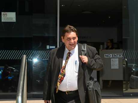 The Yandina 7: lawyer Robert Butler.
