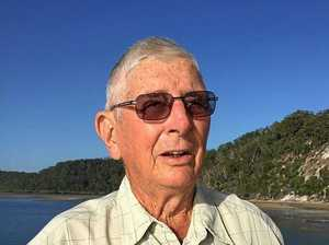 Fraser Island defender a USC honorary doctor