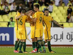 Socceroos robbed of win by late penalty for Syria