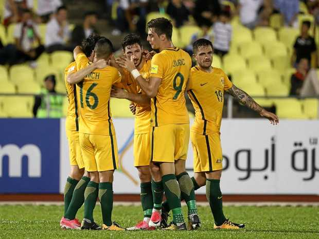 Syria, Australia Await Return Leg