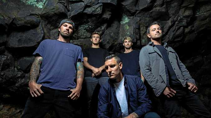 Parkway Drive will tour Australia in January.