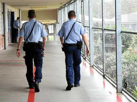 Maryborough Correctional Centre.