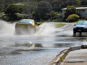 Wet weather set to continue in Warwick