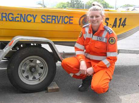 VOLUNTEERING REIMAGINED: The NSW SES have a new initiative, Volunteering Reimagined, to allow more flexibility as well as different options for people to get involved with the Service. NSW SES Lismore deputy controller Amanda Vidler together with colleagues SES deputy team leader Paul Barry and team leader John Stirling have been named to receive a Group Bravery Citation for rescuing two men during the 2016 floods.