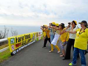Introducing the Knitting Nannas Against Gas Coastguard