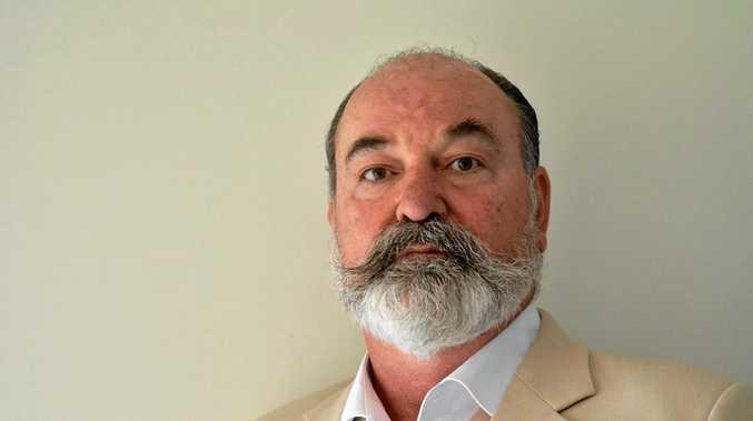 Opera singer and Ipswich man David Hibbard.